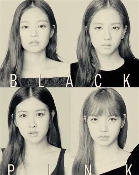 blackpink variety k netz reaction to blackpink for elle blink 블링크 amino