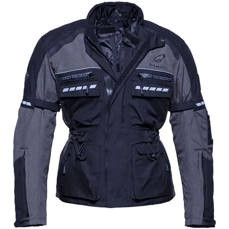 motorcycle touring jacket black tourmaster waterproof breathable motorcycle