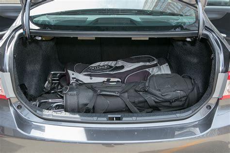 Trunk Space Toyota Corolla Toyota Corolla Trunk Space