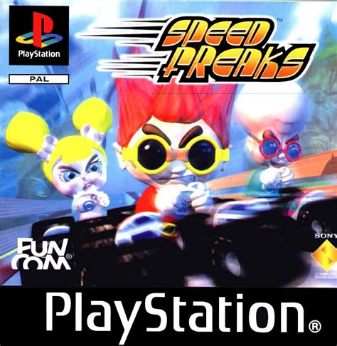 emuparadise iso ps1 speed freaks e iso