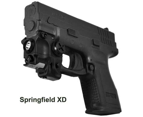 best pistol green laser light combo lasertac rechargeable subcompact green laser sight light combo