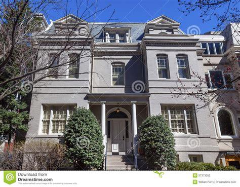 roosevelt house theodore roosevelt house washington dc editorial photography image 57373052