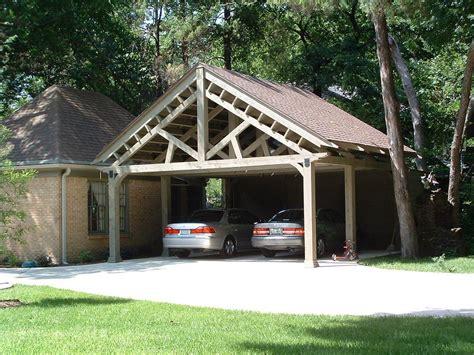 wood car porch carports nashville patios covers