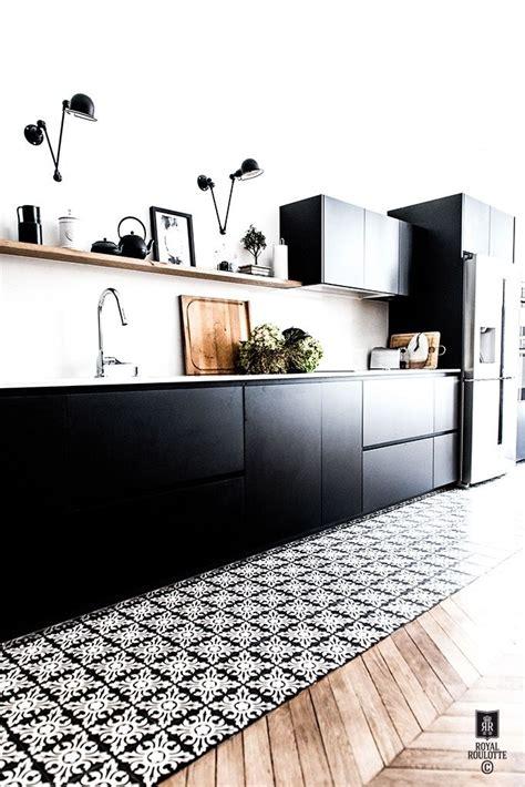 kitchen design black best 25 black kitchens ideas on kitchen with