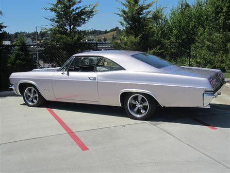 1965 chevrolet impala ss 2 door hardtop 133204