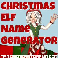 random christmas elf name generator name generator cool names names random names names names