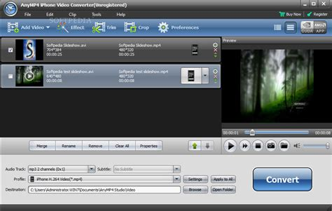 video format converter iphone 4 anymp4 iphone video converter download