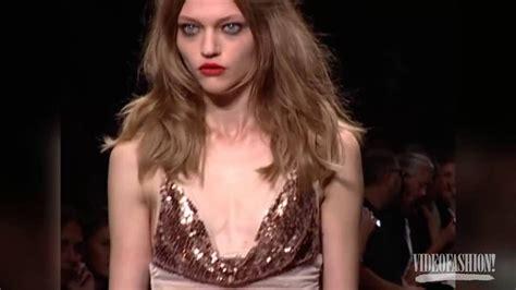 Shasha Top pivovarova videofashion s 100 top models