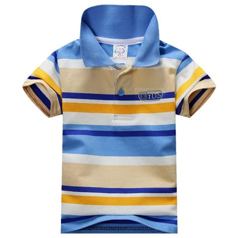 Rpl2003d Setelan Polo Baby Boy Sale summer baby boys sleeve t shirt tops striped