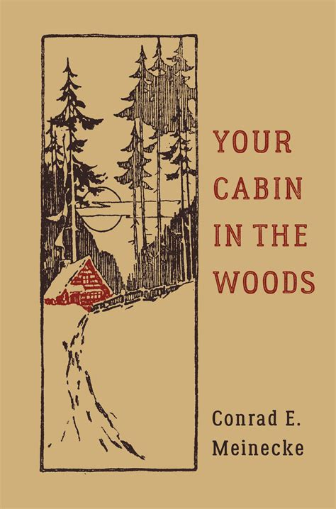Cabin In The Woods Book by Your Cabin In The Woods Hachette Book