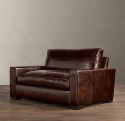 Oversized Leather Chair With Ottoman Oversized Leather Chair Home Decorating