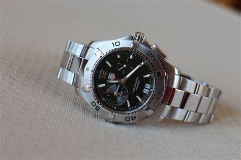 Jam Tangan Tag Heuer Quartz jam tangan for sale tag heuer aquaracer grande date alarm