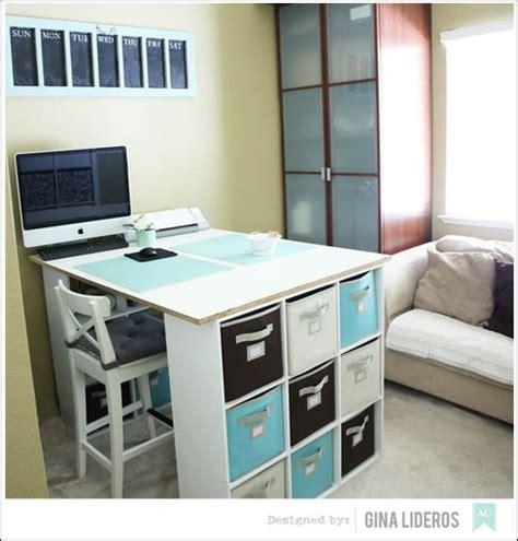 Craft Desk Organization Ideas Craft Storage Craft Room Tour American Crafts Design