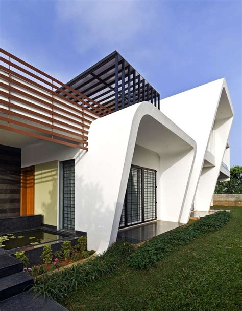 modern house designs in india modern house design with inner courtyard house in india