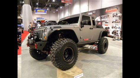 jeep brute kit quot brute quot jeep wrangler truck youtube