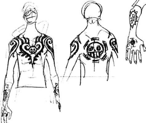 trafalgar letras hispanicas letras top tatuajes de one piece one piece amino