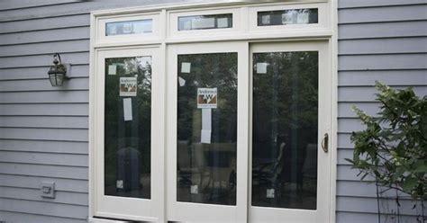 andersen door transoms patio door installed by opal enterprises lovely