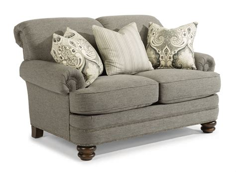 The Bay Sectional Sofa Loveseat By Flexsteel Furniture Furniture Mall Of Kansas