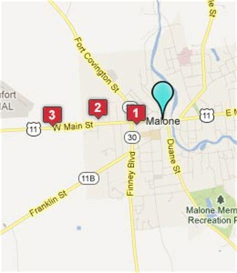malone ny map malone ny hotels motels see all discounts