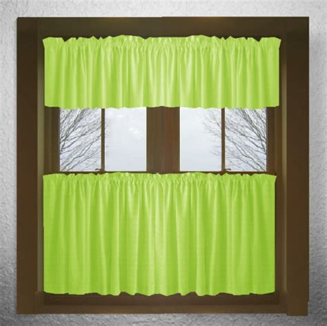 lime green kitchen curtains curtain lime green kitchen curtains jamiafurqan