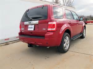 trailer hitch installation 2011 ford escape html