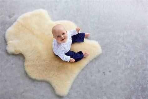 sheepskin rug baby new zealand sheepskin rug rugs ideas