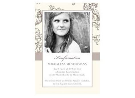 Hochzeitseinladung Jugendstil by Einladungskarte Konfirmation Jugendstil
