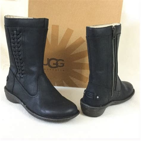 22 ugg shoes ugg brand new water resistant leather