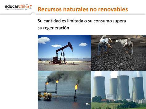 imagenes recursos naturales no renovables 191 se agotan los recursos naturales ppt descargar