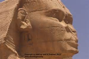 the sphinx of giza its nose gender and