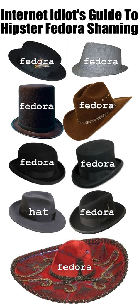 Fedora Hat Meme - image 597442 fedora shaming know your meme