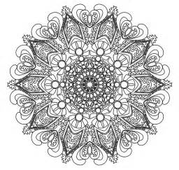 intricate designs coloring pages gallery