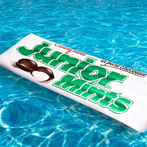 giant inflatable junior mints pool float stupid com