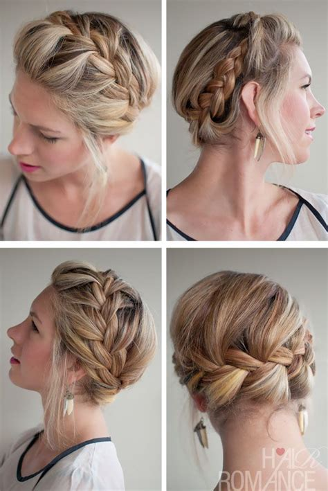 hairstyles 2015 crown and hair 40 pretty braided crown hairstyle tutorials and ideas