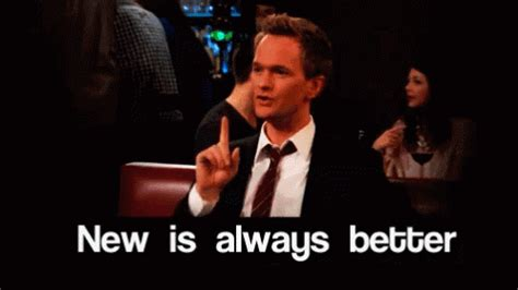 new year greetings gif new new gif himym newisalwaysbetter nph discover