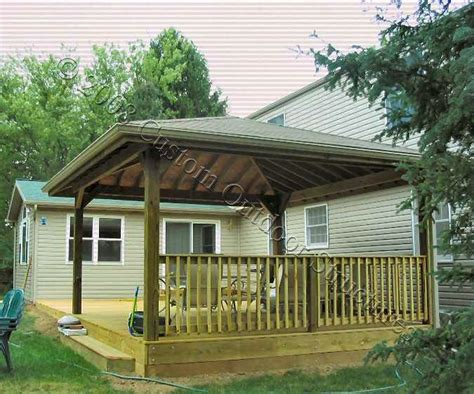 simple covered deck house inspiration pinterest the covered deck outdoor inspiration pinterest
