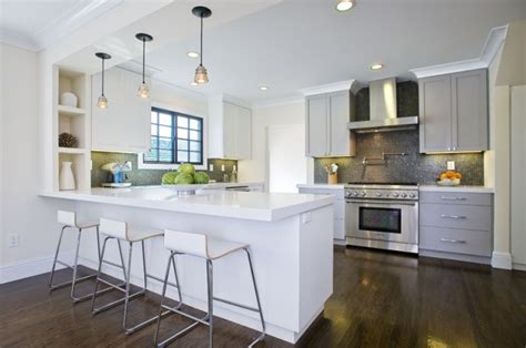 Contemporary White Kitchen Cabinets Contemporary Kitchen Cabinets Design Ideas