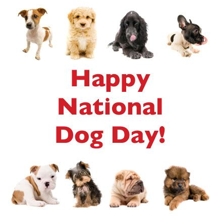 puppy day national day