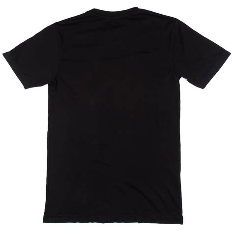 D F Aneurysm T Shirt Black etnies icon outline sleeve t shirt black white