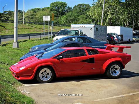 Lamborghini Greenwich Lamborghini Countach Spotted In Greenwich Ct Mind