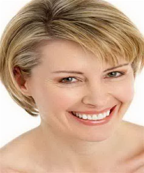 short and easy hairstyles for women short hairstyle for older women