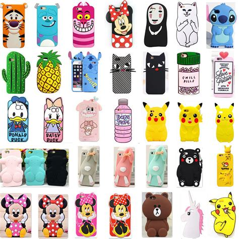 Softcase Disney Water Glitter Boneka For Iphone 5g 5s 6g 6s 6 Plus disney silicone soft dropproof kid s cover for iphone 7 6 5g s ebay