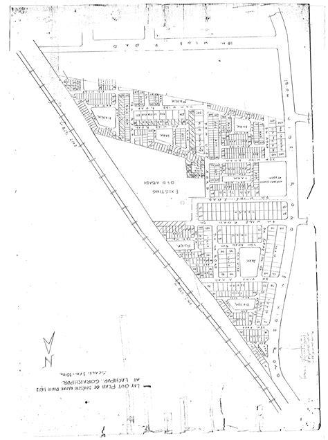 layout plan of surya nagar phase iii gorakhpur development authority gda