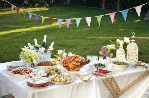 come organizzare un terrazzo come organizzare una festa in giardino o in terrazzo non