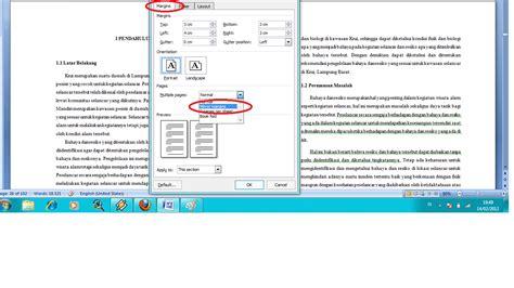 cara membuat halaman word bolak balik cara cetak file ms word bolak balik uneg uneg
