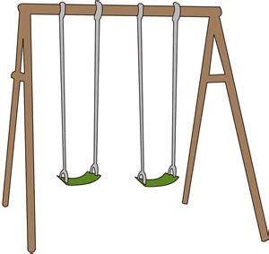 swing emoji swingset clipart clipground