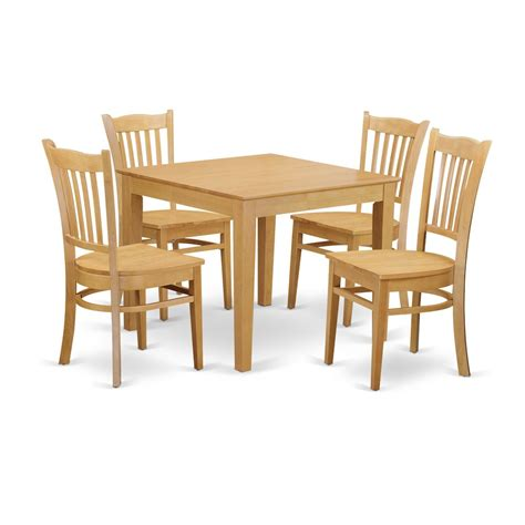 5 Kitchen Table Set by 5 Pc Kitchen Table Set Kitchen Dinette Table And 4