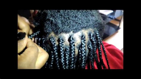 how to braid extensions into your own hair box braids 101 how to braid hair with extensions tutorial on natural hair youtube