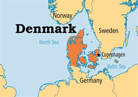 germany denmark map worldly rise denmark the land and the