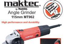 Maktec Paint Mixer Mt 660 maktec power tools sa mt962 angle grinder
